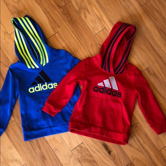 adidas Other - 🌸SOLD🌸Two Adidas Hoodies